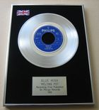 BLUE MINK - MELTING POT PLATINUM Single Presentation DISC